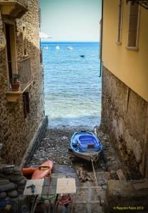 A foreshortening of Scilla (Calabria)